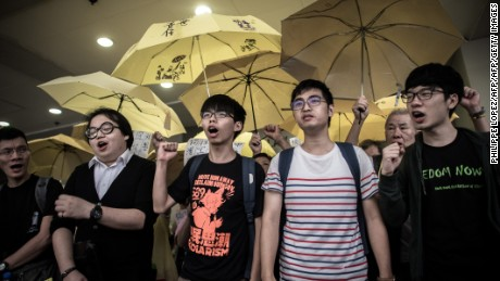 'Younger Games': Hong Kong's Joshua Wong launches new political party