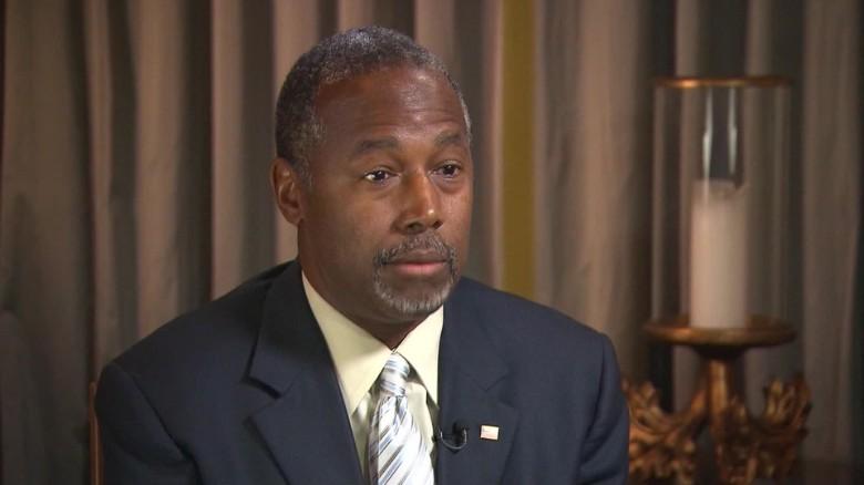 Ben Carson explains Muslim president concerns