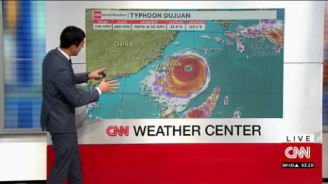 taiwan typhoon dujuan javaheri live_00000000