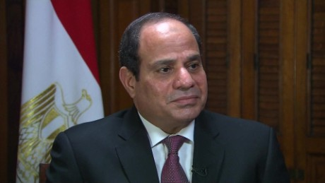 "Egypt President: ""Extremism"" is biggest threat"
