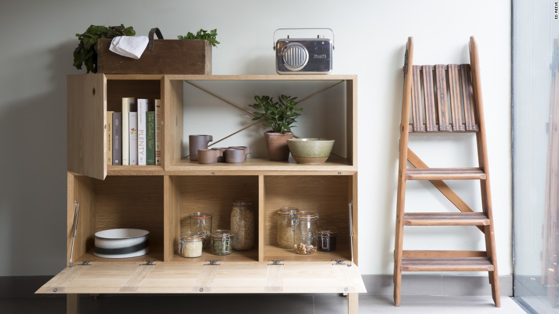 "At the other end of the customizable spectrum, new British design duo <a href=""http://www.beynon.co/"" target=""_blank"">Beynon</a> launched a more crafted version of modular furniture. Interlocking wooden units can be combined, configured and updated without tools to create sideboards, shelves, chest of drawers and bureaus. The Core range is manufactured using CNC machinery and finished by hand but there is also a bespoke range entirely hand-crafted in Wiltshire."