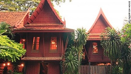 Visit Jim Thompson House to see where the legend hung his hat. And silk.