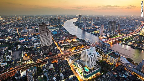 Ah, Bangkok. Beauty, modernity, chaos and decay. We wouldn't want it any other way.