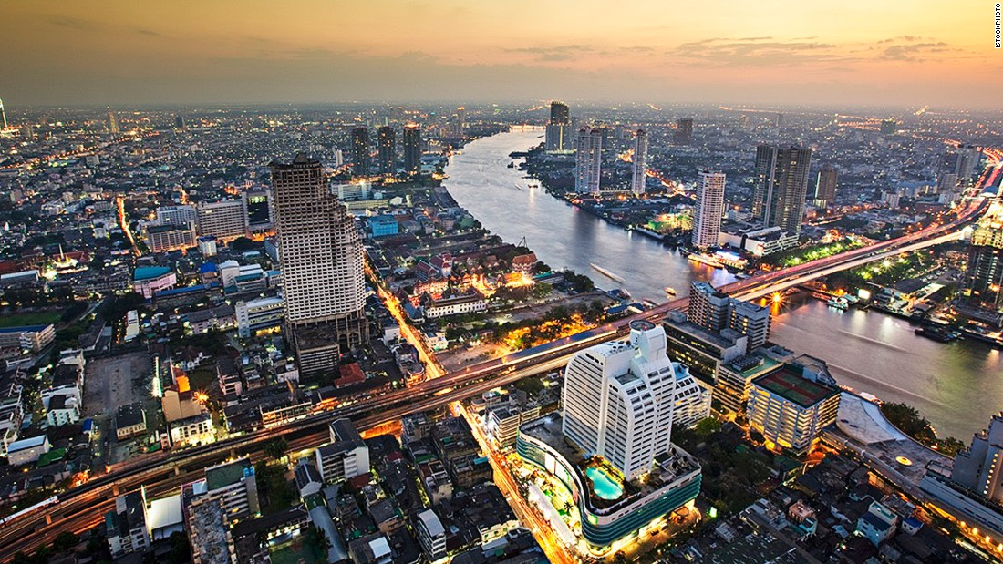 Bangkok, world-famous for its beauty, modernity, chaos and food, takes No. 2 in the crowdsourced ranking on Nomad List.