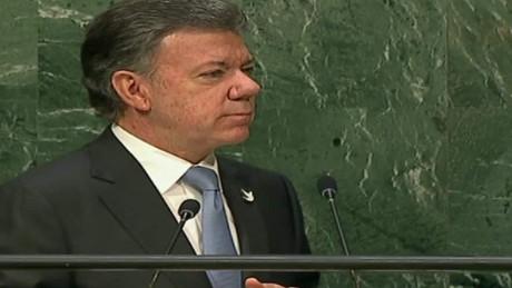 cnnee brk sot juan manuel santos speech un peace colombia _00100918