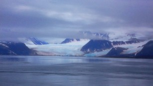 Tourist boat trips depart from Lonyearbyen. Writer Anisha Shah spent 11 days circumnavigating the Svalbard archipelago.