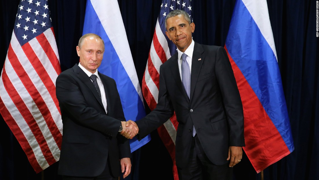 After Paris Attacks, Barack Obama and Vladimir Putin ...: http://www.cnn.com/2015/11/15/politics/obama-putin-g20-meeting/