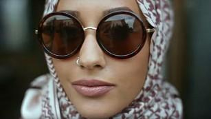 HampM39s latest look Hijab-wearing Muslim model stirs debate