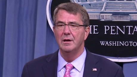 defense secretary ash carter russian syria airstrikes sot_00012512