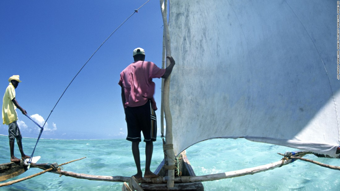 "Known ""as the green island"" in Arabic, Pemba lies 50 kilometers east of mainland Tanzania. More fertile than other islands in the Zanzibar archipelago, its main cash crop is cloves. But the main reason to visit is to explore the natural wonders that surround Pemba. The azure waters are an ideal spot for diving, with steep drop-offs, untouched coral and abundant marine life."