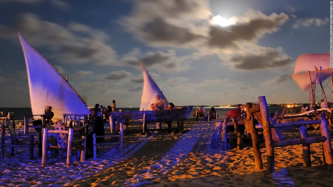 Dar es Salaam is known as the musical center of East Africa. Late into the night, the city's beach bars play a mix of Tanzanian pop and the country's unique take on hip hop -- Bongo Flava. Those who would rather something more old school can dance into the small hours to the sounds of Afro-rhumba, a genre that came to Tanzania from West Africa via Cuba.