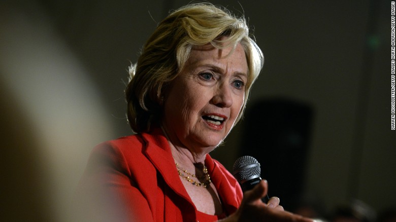 "Clinton: McCarthy's comments ""deeply distressing"""