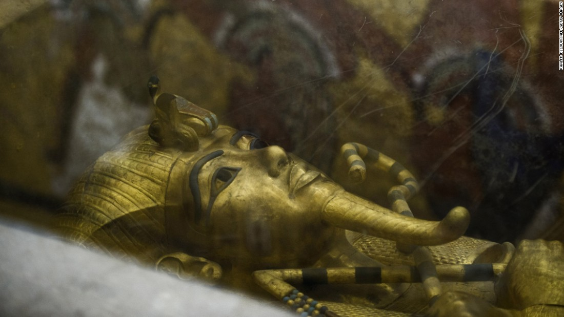 Nicolas Reeves believes Nefertiti, an Egyptian queen who reigned for 12 years before vanishing without a trace 3,000 years ago, is buried in a hidden chamber inside the tomb of King Tutankhamun.