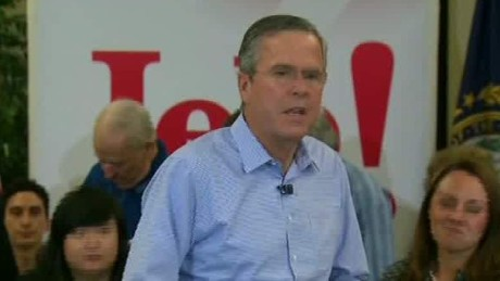 jeb bush donald trump comments sot bash ac_00004508.jpg