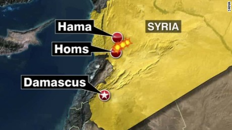 Russia unleashes airstrikes in Syria
