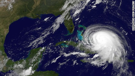 Hurricane Joaquin 4a Thursday