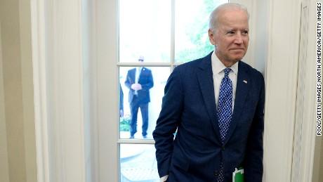 U.S. Vice President Joe Biden attends a bilateral meeting in the Oval Office between President Barack Obama and King Salman bin Abd alAziz of Saudi Arabia at the White House September 4, 2015 in Washington, D.C.