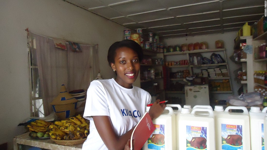 Chantal Butare launched her Kinazi Dairy Cooperative in 2012 to help Rwandan genocide survivors, who had been given cows under a government assistance program, but who were struggling to sell and market their milk. The initiative now serves more than 3,200 farmers, and supplies markets in Rwanda and Burundi.