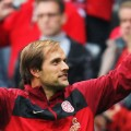Thomas Tuchel Mainz celebrates