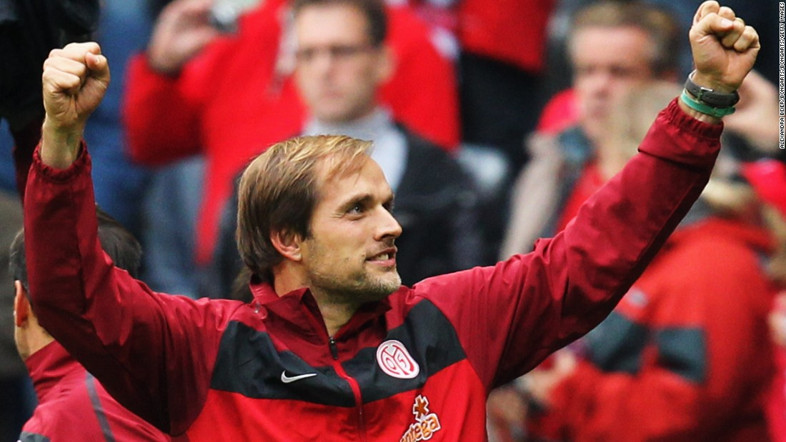 Tuchel has tasted success at Bayern's Allianz Arena previously in his career. He coached Mainz to a 2-1 victory in 2010.