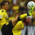 Robert Lewandowski Dortmund vs Mainz
