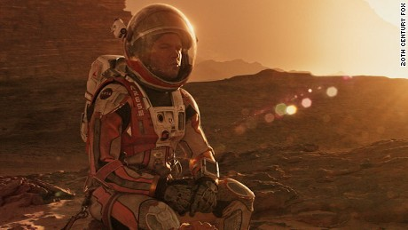 "Both ""The Martian"" and its star Matt Damon were nominated for Academy Awards."