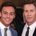 tom daley dustin lance black FILE