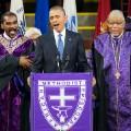 RESTRICTED obama charleston