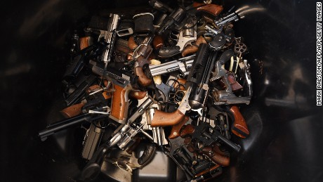Are mass shootings preventable? These countries have tried