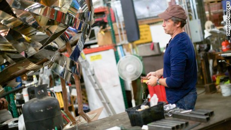 At TechShop, high-end machinery for a monthly fee