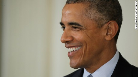 Barack Obama's last campaign