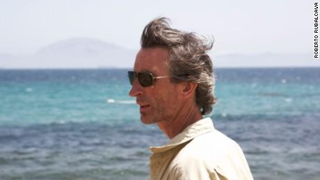 Portrait of Francis Alÿs, Morroco, 2008 Image: Roberto Rubalcava