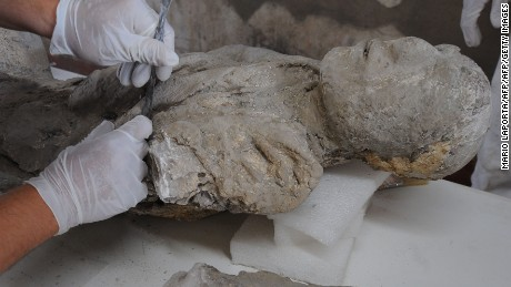 Healthy eating, Roman style: Ancient Pompeiians had surprisingly good teeth