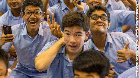 Opinion: What Asian schools can teach the rest of us