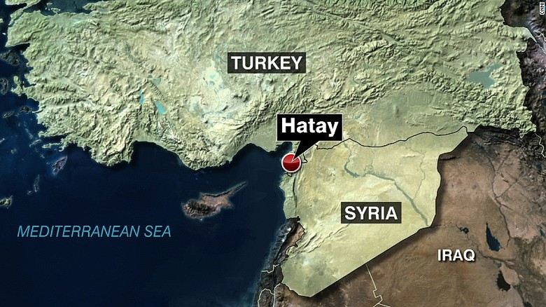 Turkey: Russia violated airspace by mistake