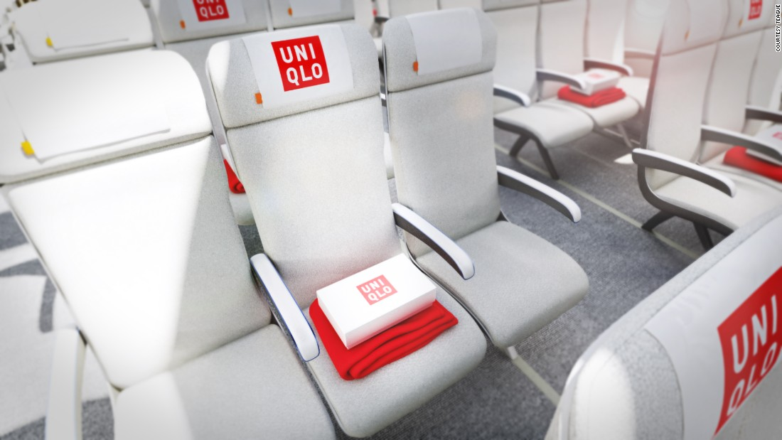"Poppi asks ""what if the dreaded middle seat were re-conceived as valuable space for unique experiences?"" <br /><br />""All of Poppi's middle seats are featured as 'promotional class,' a brand touch point within a brand touch point wherein other brands participate in the cabin experience by bringing something special to middle-seat passengers."""