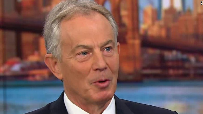 Tony Blair offers plan for tackling religious extremism