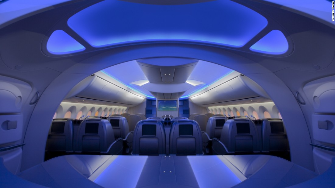 Design consultancy Teague has a long history of working with the aviation industry, including a 5 year collaboration with Boeing to mastermind the spacious Dreamliner interiors.