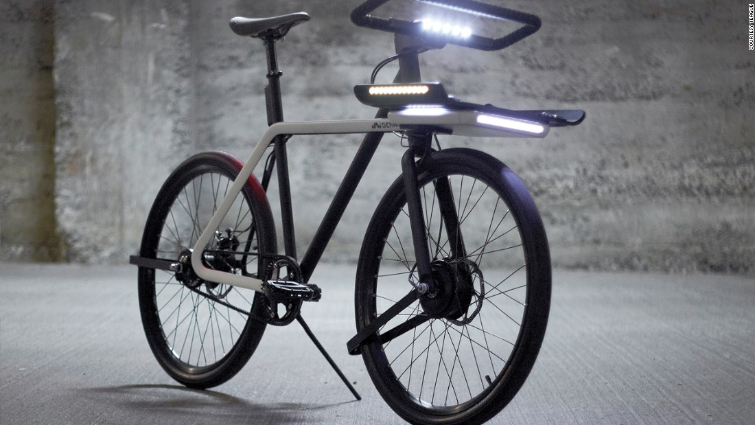 "Recently Teague developed Denny: a bicycle <a href=""http://www.bbc.com/autos/story/20141103-cycling-made-simpler"" target=""_blank"">that it hopes will convince petrolheads to make the switch to cycling</a>."