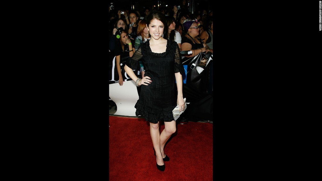 "The 2008 L.A. premiere for ""Twilight"" was just the tip of the red carpet iceberg for a then-23-year-old Anna Kendrick. Although she had just a handful of credits to her name, she was about to get a grand introduction the following year with an Oscar nod for ""Up in the Air."""