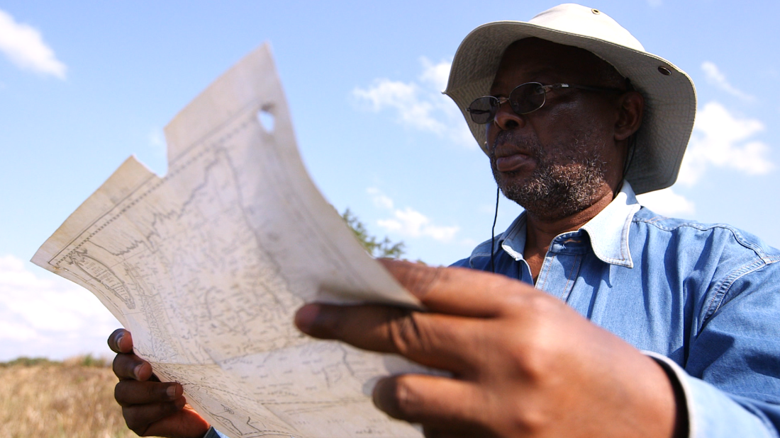 Felix Chami searches Tanzania's Rufiji delta for signs of the ancient city of Rhapta. The capital city of a civilization dating back to at least 100 AD.