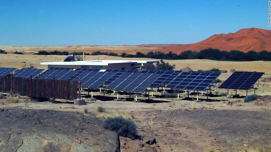 With a favorable goods market efficiency and strong scores within technology and innovation, Namibia has all the factors in place to build upon its renewable energy sector. Improving seven places since 2012-2013, the country stakes its claim as the fifth most competitive economy in Africa.<br />