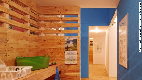Tatiana Bilbao's single family home