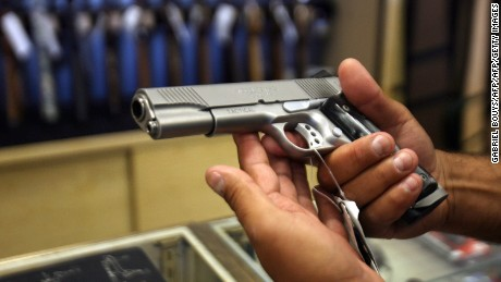 What stops the mentally ill from buying guns?