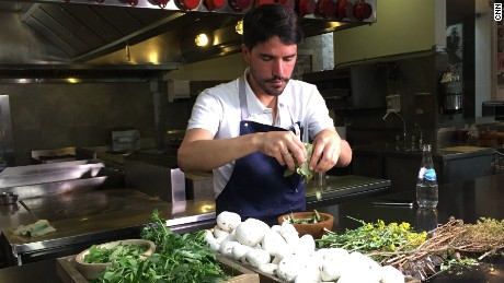 From the skate park to the kitchen: Meet Peru's best chef, Virgilio Martinez