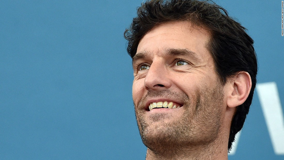 "Mark Webber was one of the most popular racers in Formula One before retiring in 2013. The Australian sports-nut was nicknamed ""Aussie Grit"" for his straight talking off track and his battling on it. ""We know that it's very, very rare for people to be able to do the job that we do,"" says Webber of racing drivers."