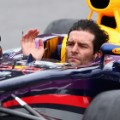 Mark Webber Brazil 2013