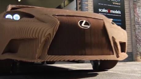cnnee vo lexus origami car _00004107
