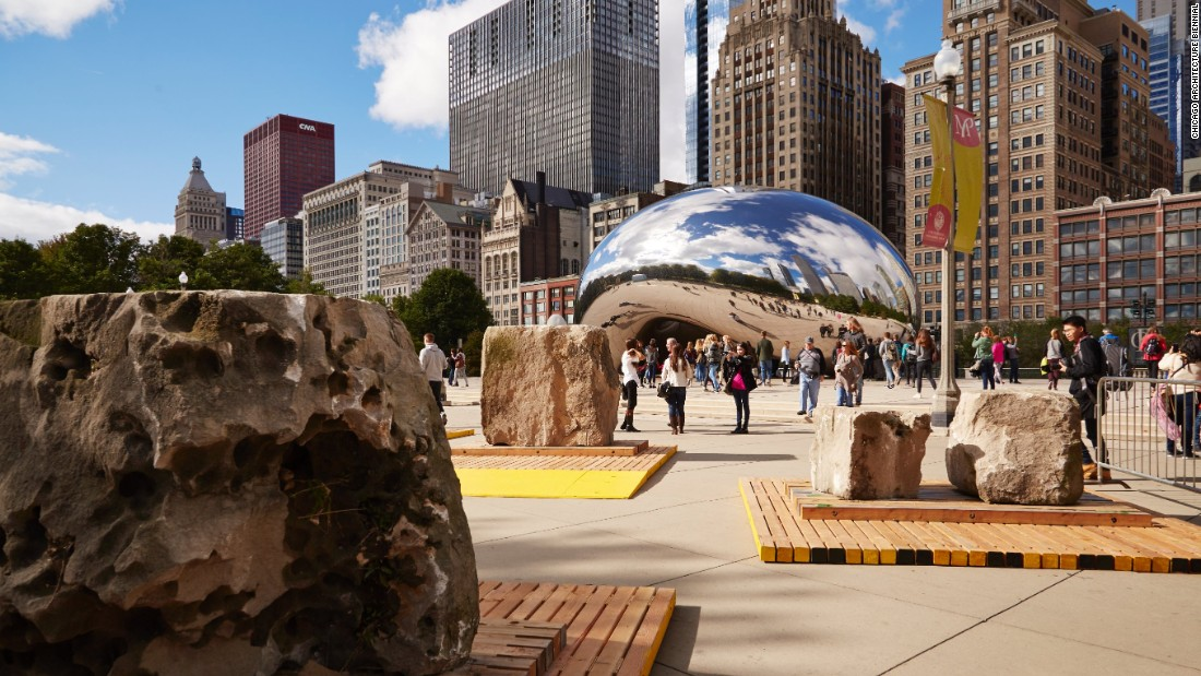 On View Architecture Talks Back At The Art Insute Of Chicago S