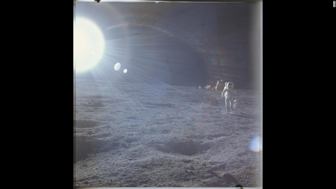 Apollo 12, in November 1969, also put astronauts on the lunar surface.